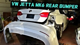 Download Lagu VW JETTA MK6 REAR BUMPER REMOVAL REPLACEMENT 2011 2012 2013 2014 2015 2016 Gratis STAFABAND
