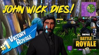 All Clip Of Fortnite John Wick Victory Royale Bhclipcom
