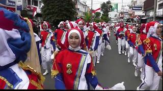 Drumband Islamic Center Curup Rejang Lebong