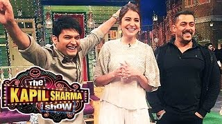 Salman Khan Goes CRAZY In The Kapil Sharma Show | Sultan Special | 09th July Episode