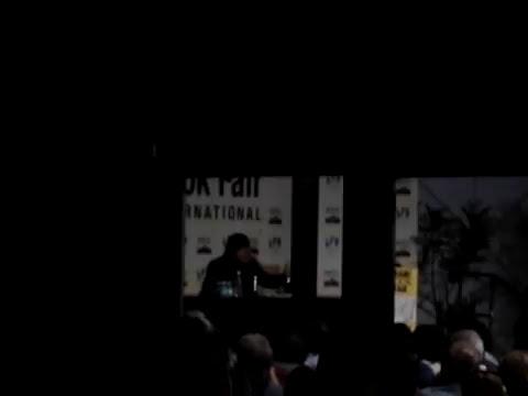 Jaime Bayly - Miami Book Fair - El Cojo y el Loco