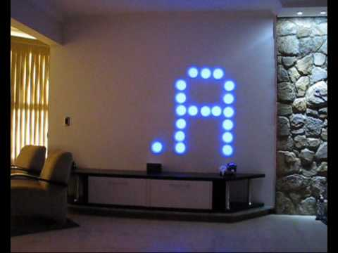 LASERLine - Projetor Painel de LEDs