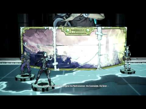 Borderlands 2: Tiny Tina's Assault on Dragon Keep (PC) walkthrough - Intro Cutscene