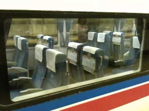 Quando la metro arriva al capolinea i sedili si adeguano #SuccedeInGiappone #Video