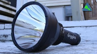 1,290,000 CD Flashlight, Budget Light Forum Giga-Thrower!
