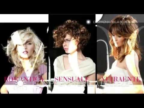 Vetrina 2013 – Compagnia della Bellezza – Franchising – Hairstyle – Hairdesign