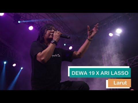 Dewa 19 Feat Ari Lasso - Larut (live At Alseace 2019)