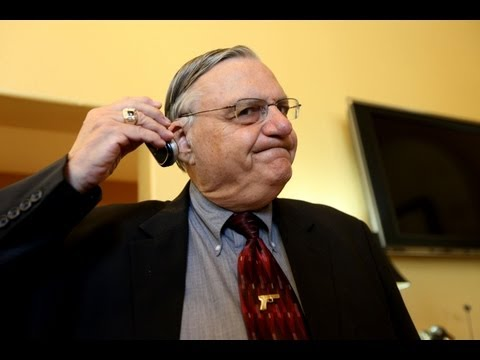Sheriff Joe Arpaio Soft On Sex Crimes? video