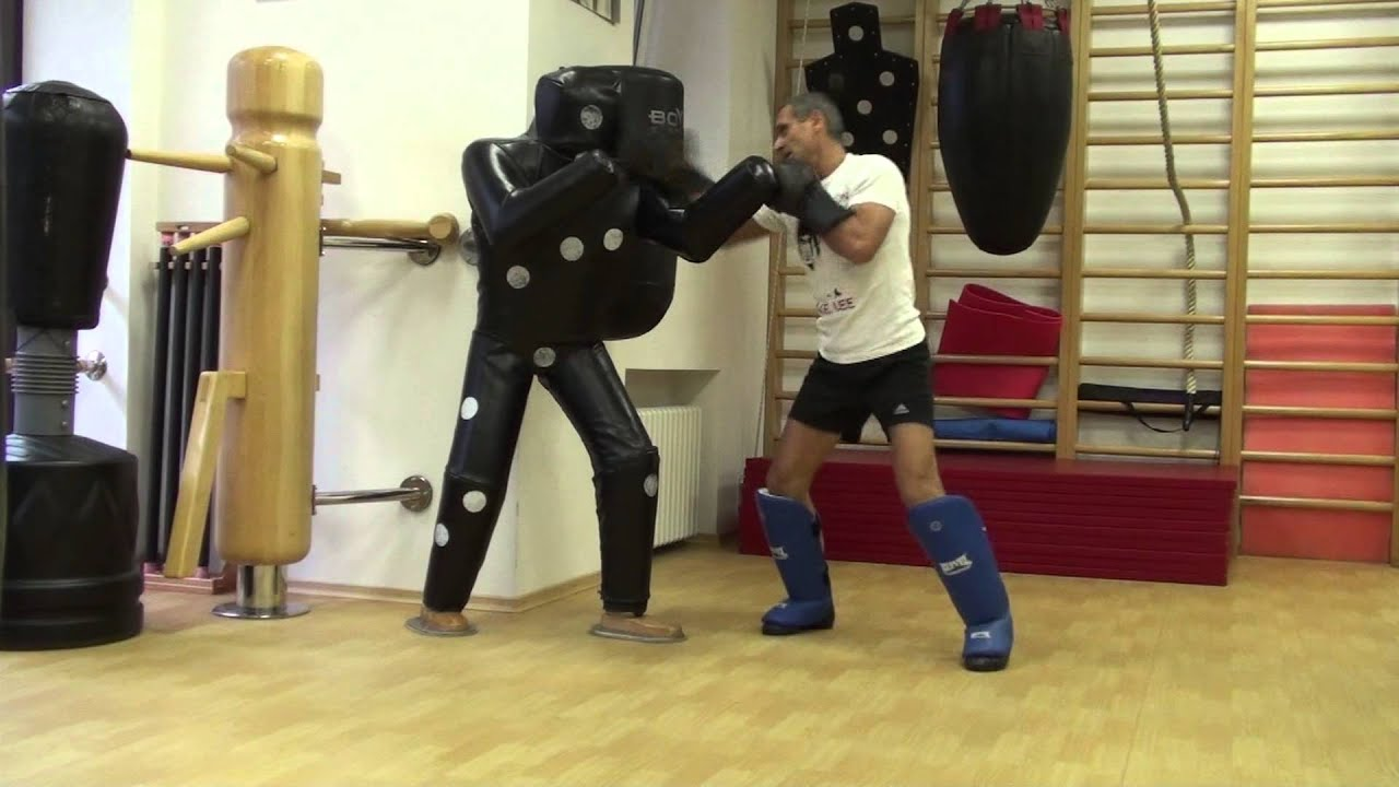 Манекены для бокса своими руками 932
