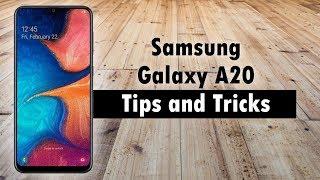 04. Samsung Galaxy A20 Tips and Tricks