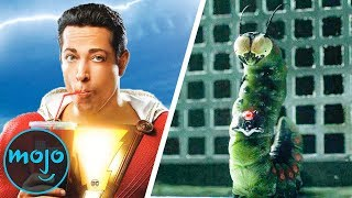 Top 10 Shazam Easter Eggs