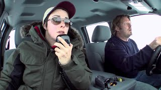 Sue Perkins and Charley Boorman - Whiteout! - Worlds Most Dangerous Roads - BBC