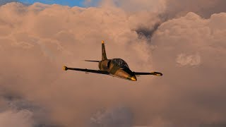 REX Sky Force 3D   Evening Thunderstorm   LotusSim L-39 [FSX DX10]