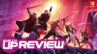 Pillars of Eternity Complete Switch Review - THE BEST Classical RPG on SWITCH!