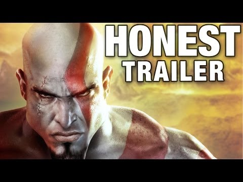 GOD OF WAR (Honest Game Trailers)