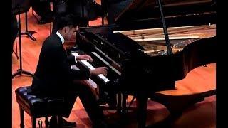 Shostakovich, Piano Concerto No.2 Luke Berman, Piano. Allegro Orchestra; Brian Norcross, cond.