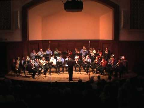 The Thunderer March by John Philip Sousa -- STLLBC's 2009 Gala Concert at The Sheldon