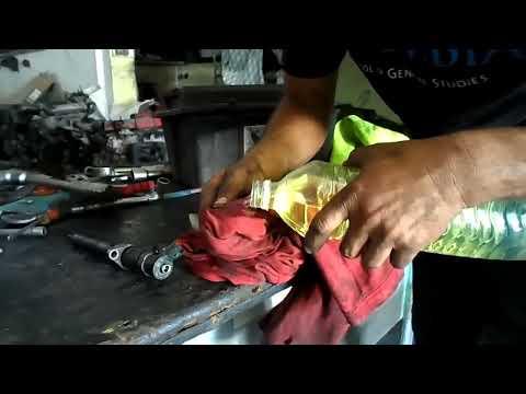 changer les 3 joints des injecteurs Peugeot 407 1.6 hdi - Injector seal change
