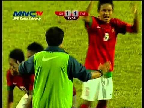 Timnas u19 vs Myanmar u19 1-1 Goals Highlights 5 Mei 2014