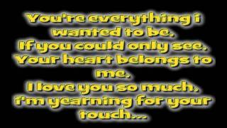 Last Night by Keyshia Cole ft. P Diddy (Remix) w/Lyrics On Screen