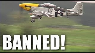 RC plane flying banned in Tokoroa