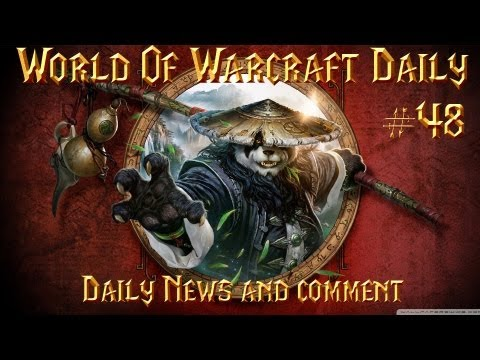World of Warcraft Daily - WoW Daily 23/05/2013 WoW Patch 5.4 Vengeance Change, 5.3 Hotfixes, Blue Posts, Blue Tweets
