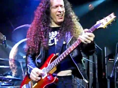 Marty Friedman forbidden city/Tornado of souls live super close up!