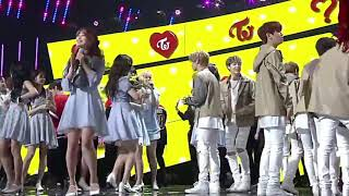 TWICE x Stray Kids 'What Is Love' Encore Stage