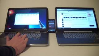 Windows 7 Boot Comparison - SSD vs HDD - Dell XPS 15Z, 8GB Ram, I7-2640 CPU, OCZ Vertex 3 VS Hitachi