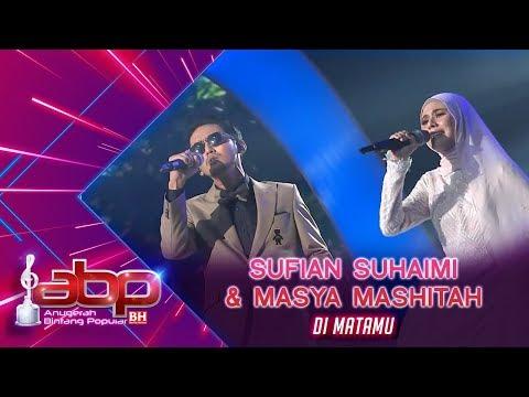 Sufian Suhaimi & Masya Mashitah - Di matamu   #ABPBH31