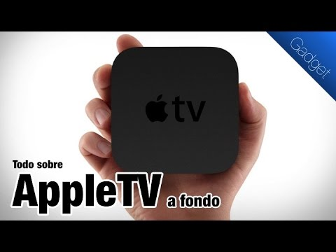 Todo sobre: Apple TV