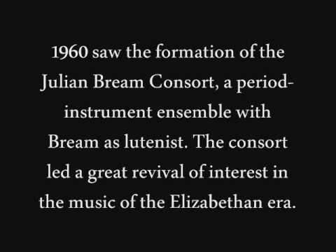Julian Bream plays John Dowland's A Fancy