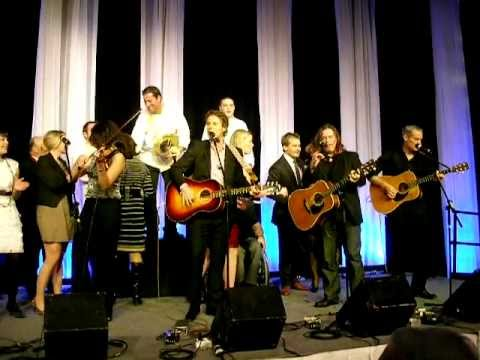 Like A Rolling Stone (finale number), Alan Doyle, Jim Cuddy, Chefs, Olympic Athletes&Musicians