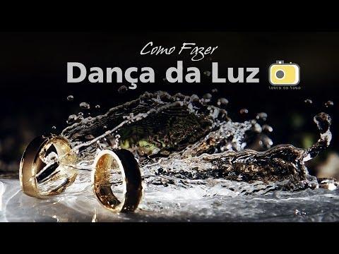 Tutorial Fotografia Splash com Alianças - Canal Letra Na Foto