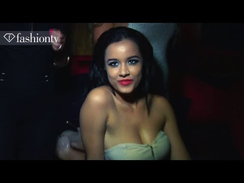 Cirque Du Soir Party with Lara Accison – London Olympics 2012 | FashionTV PARTIES