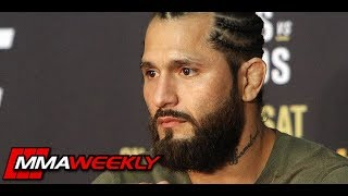 Jorge Masvidal Details 5-Second KO of Ben Askren at UFC 239