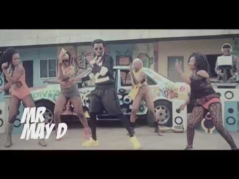 Mr MAY D - All Over You (Official Video)