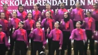 SMK CBN - Choir Competition 2012