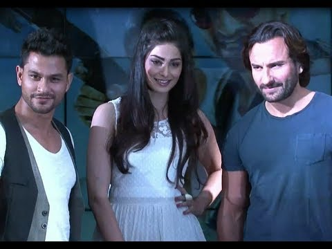 Saif Ali Khan, Kunal Khemu & Puja Gupta At The Music Launch Of 'Go Goa Gone'