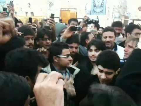 Ali Shanawar & Ali Jee Live - Sham Ko Qaidi