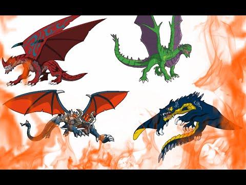 Dinofroz DinoGate Gladius Neceron T Rex Smilodon Bambini Toy Cartoni Gioco Unboxing