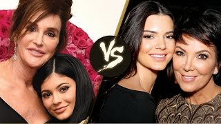 Kendall & Kylie Jenner Are Being TORN APART by Caitlyn and Kris Feud
