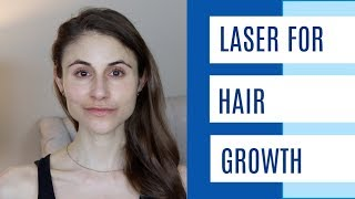 LOW LEVEL LASER FOR HAIR LOSS| Q&A WITH DERMATOLOGIST DR DRAY
