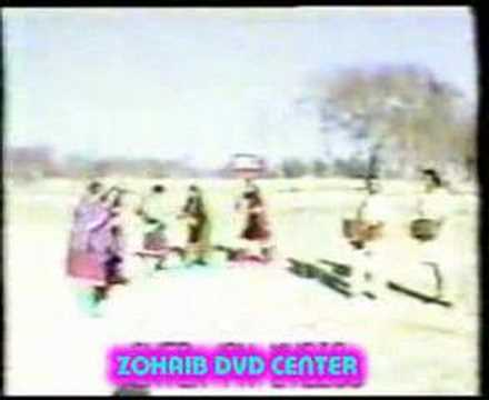 Afghan Music-khan Qarabaghai Attan video
