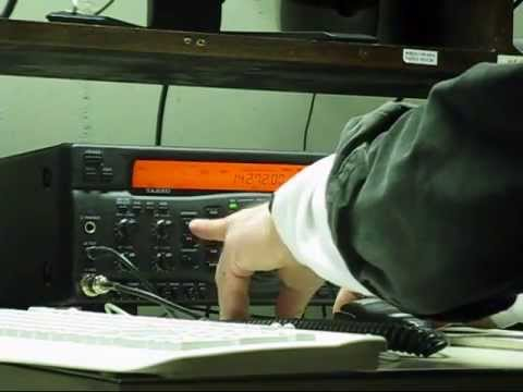 HF Radio Operation
