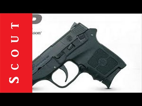 New 2014 M&P Bodyguard 380 from Smith & Wesson - Scout Tactical