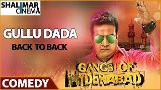 Gangs Of Hyderabad Movie  Sajid Khan Comedy Scenes