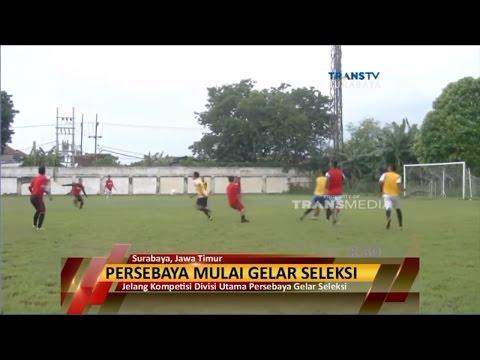 Jelang Kompetisi, Divisi Utama Persebaya Gelar Seleksi #1