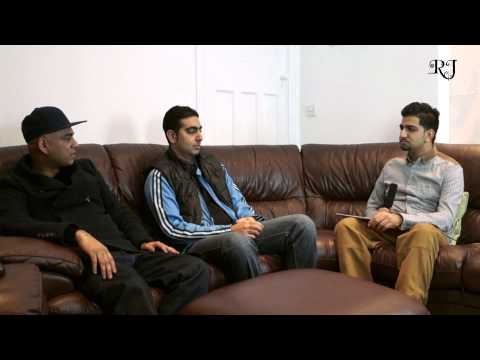 The Journey To Success with Panjabi Hit Squad - Snippit - 2013 Interview - Presented by Rajen J