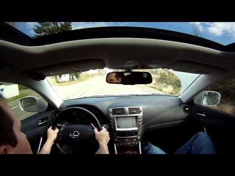 2007 Lexus IS250 w/ Injen Cold Air Intake